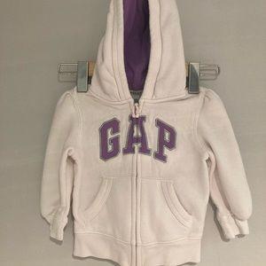 🚙3/$15 GAP BABY Hoodie Size 18-24 M